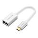 Dây cáp OTG USB type C sang USB 3.0 dài 15cm UGREEN US203 30645 - Hàng Chính Hãng