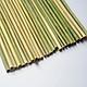 Ống Hút Cỏ Bàng - Hộp 100 ống ( Grass Straws )