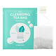 Combo 2 túi trà rửa mặt làm sạch bã nhờn 3 trong 1 Laneige 3 in 1 Cleansing Tea Bag Peppermint 2g (2g x 2 gói)