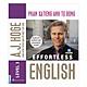 Combo Trọn Bộ 4 Cuốn Effortless English - Phương Pháp Học Tiếng Anh Giao Tiếp Hiệu Quả Nhất ( A.J.Hoge - Giáo viên tiếng Anh số 1 thế giới ) tặng kèm bookmark