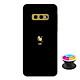 Ốp lưng nhựa dẻo dành cho Samsung Galaxy S10e in hình leo - Tặng Popsocket in logo iCase - Hàng Chính Hãng