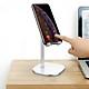 Giá đỡ kim loại đỡ điện thoại, ipad chất liệu hợp kim sang trọng, đế điều chỉnh được góc nhìn