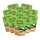 Lốc 13 gói Bánh que Lotus Rong biển mới (13 gói x 25g)