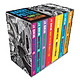 Harry Potter Boxed Set: The Complete Collection (Adult Paperback) (English Book)