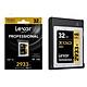 Thẻ Nhớ Lexar XQD 2.0 32GB PROFESSIONAL 2933X (440MB/s) - Hàng Chính Hãng