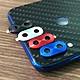 Khung Camera nhôm xước Xiaomi Redmi Note 7 chống trầy, bảo vệ Camera