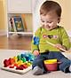 Đồ chơi giáo dục 3in1 Số học, Cọc Tính kết hợp Câu Cá vui nhộn