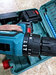 Bộ máy khoan pin 21V 3 chế độ  khoan tường, khoan sắt, bắt vít, 2 tốc độ và đảo chiều tặng kèm 2 mũi khoan tường