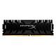 Bộ 4 Thanh RAM PC Kingston 32GB HyperX Predator Black (4 x 8GB) DDR4 3600MHz HX436C17PB3K4/32 - Hàng Chính Hãng