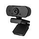 USB Webcam High Definition 1080P Web Camera Built-in Microphone with Clip-on Base USB2.0 Web Cam for Laptop Computer PC