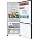 Tủ lạnh Inverter Panasonic NR-BX410WKVN (368L)- Hàng chính hãng - Chỉ giao tại Hà Nội