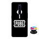 Ốp lưng nhựa dẻo dành cho Oppo F11 Pro in hình Game PUBG - Tặng Popsocket in logo iCase - Hàng Chính Hãng