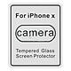 Kính Cường Lực Camera Dành Cho iPhone X