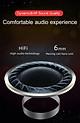 Tai Nghe Bluetooth 5.0 CAPARIES V5 A6S  - (Tai Nghe Không Dây) Chống Nước - Chống ồn - Tích Hợp Micro - Tự Động Kết Nối - Nhỏ gọn - Âm Thanh 8.0 HD - Tương Thích Cao Cho Tất Cả Điện Thoại - Chính Hãng