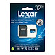 Thẻ Nhớ Lexar Micro SDHC 633X 32GB (95MB/s) - Hàng Nhập Khẩu