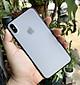 Ốp lưng viền dẻo đen cao cấp dành cho iPhone X vs iPhone XS