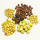 Combo 5 loại đậu phộng Tài Tài (Đậu cốt dừa + Đậu phô mai + Đậu da cá + Đậu cà phê + Đậu rau củ) (685g)