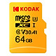 Thẻ Nhớ MicroSD Kodak (256GB) (100Mb/s)
