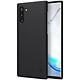 Ốp Lưng Sần Chống Sốc Cho Samsung Galaxy Note 10 hiệu Nillkin (tặng kèm giá đỡ hoặc miếng dán từ tính) - Hàng Chính Hãng