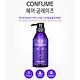 Gel vuốt tóc Confume Hair Glaze Hàn Quốc 400ml + Móc khóa