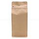 Túi Zip Giấy Kraft Đáy Bằng Pocket (10.5 x 24.5 cm)