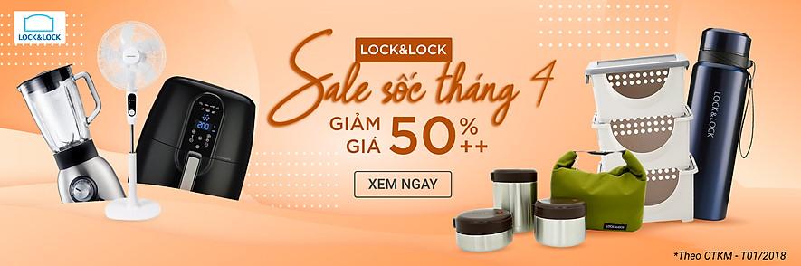 Lock&Lock Lì Xì Đầu Năm 2019