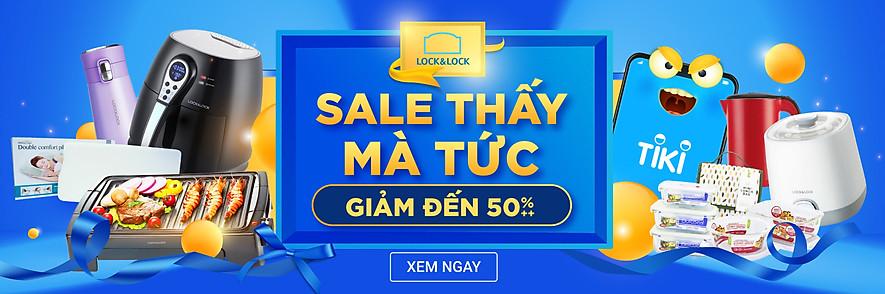 Lock&Lock - Sale thấy mà tức   Giảm giá đến 50%++