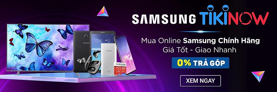 Mua Online Samsung Chính Hãng, Giảm Giá Rẻ Hơn, Trả Góp 0%
