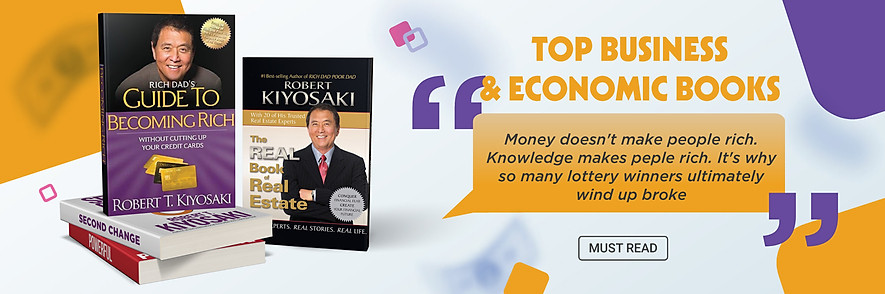 Top Business & Economic Books