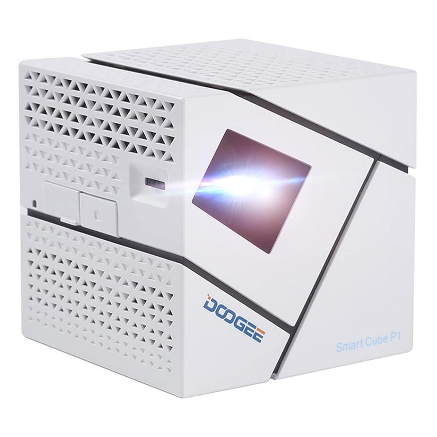 Máy Chiếu Di Động Doogee Smart Cube P1 (Trắng) - Hàng Nhập Khẩu - 1989188 , 1526461610644 , 62_831000 , 6900000 , May-Chieu-Di-Dong-Doogee-Smart-Cube-P1-Trang-Hang-Nhap-Khau-62_831000 , tiki.vn , Máy Chiếu Di Động Doogee Smart Cube P1 (Trắng) - Hàng Nhập Khẩu