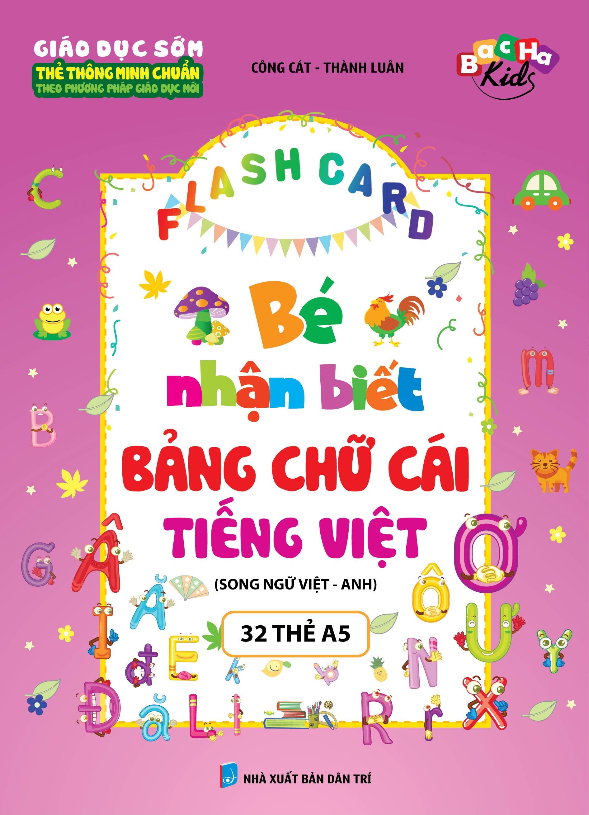 Flashcard Bé Nhận Biết Bảng Chữ Cái Tiếng Việt - 9393570 , 2224343086158 , 62_297026 , 55000 , Flashcard-Be-Nhan-Biet-Bang-Chu-Cai-Tieng-Viet-62_297026 , tiki.vn , Flashcard Bé Nhận Biết Bảng Chữ Cái Tiếng Việt