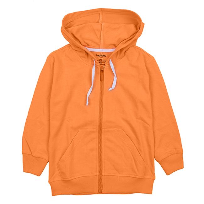 Áo Khoác Cotton Chống Nắng Cho Bé Topbaby B116015 - Màu Cam