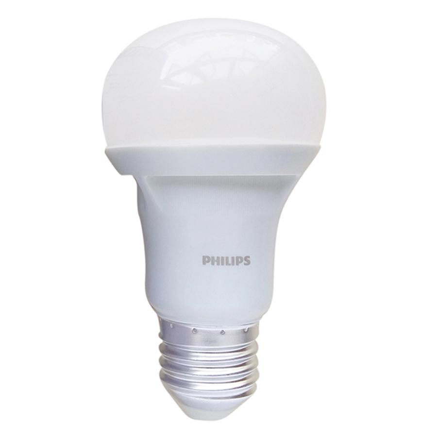 Bóng LED Philips Ledbulb 7-60W E27 3000K (Ánh Sáng Vàng)
