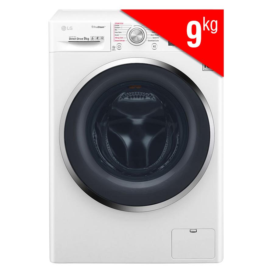 Máy Giặt Cửa Trước Inverter LG FC1409S2W (9kg)