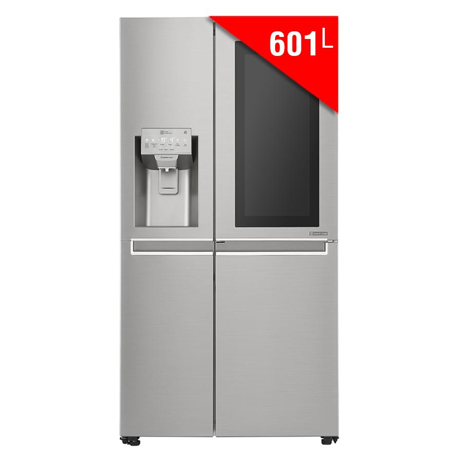 Tủ Lạnh Instaview Door In Door LG GR-X247JS (601L) - 9471147 , 1978414695183 , 62_4290911 , 66900000 , Tu-Lanh-Instaview-Door-In-Door-LG-GR-X247JS-601L-62_4290911 , tiki.vn , Tủ Lạnh Instaview Door In Door LG GR-X247JS (601L)