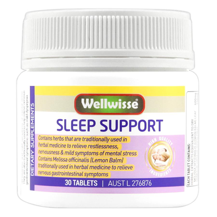 Thực Phẩm Chức Năng Hỗ Trợ Giấc Ngủ Wellwisse Sleep Support - 9700337 (30 Viên) - 9428908 , 3566966280452 , 62_878344 , 680000 , Thuc-Pham-Chuc-Nang-Ho-Tro-Giac-Ngu-Wellwisse-Sleep-Support-9700337-30-Vien-62_878344 , tiki.vn , Thực Phẩm Chức Năng Hỗ Trợ Giấc Ngủ Wellwisse Sleep Support - 9700337 (30 Viên)