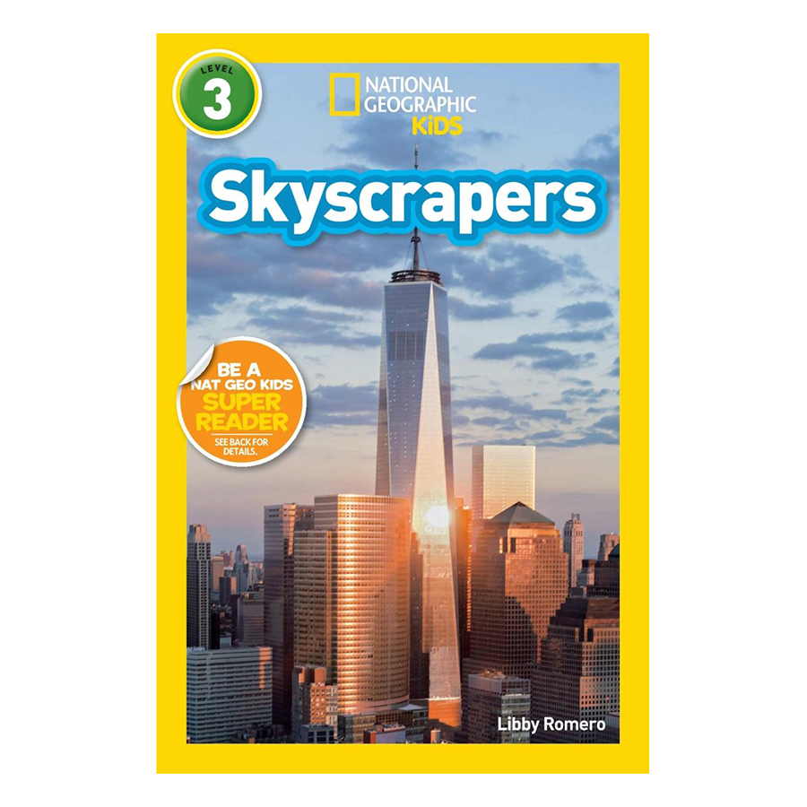 National Geographic Readers: Skyscrapers (Level 3) - 18242705 , 2322925251052 , 62_718343 , 94000 , National-Geographic-Readers-Skyscrapers-Level-3-62_718343 , tiki.vn , National Geographic Readers: Skyscrapers (Level 3)