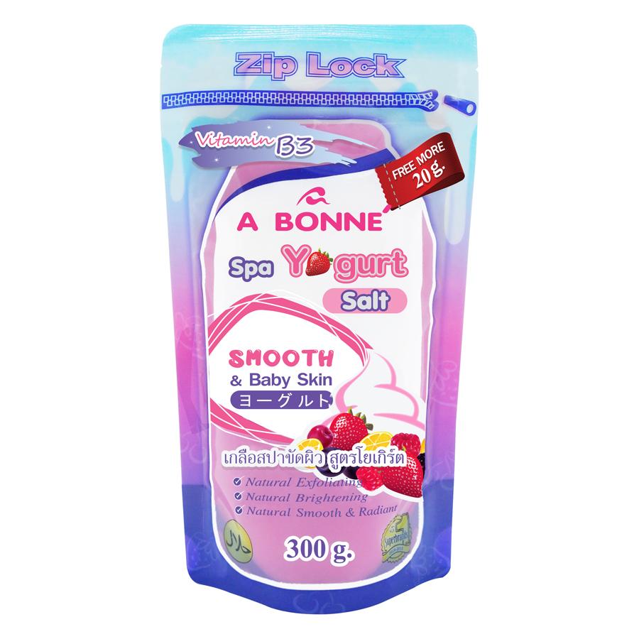 Muối Sữa Spa A Bonne