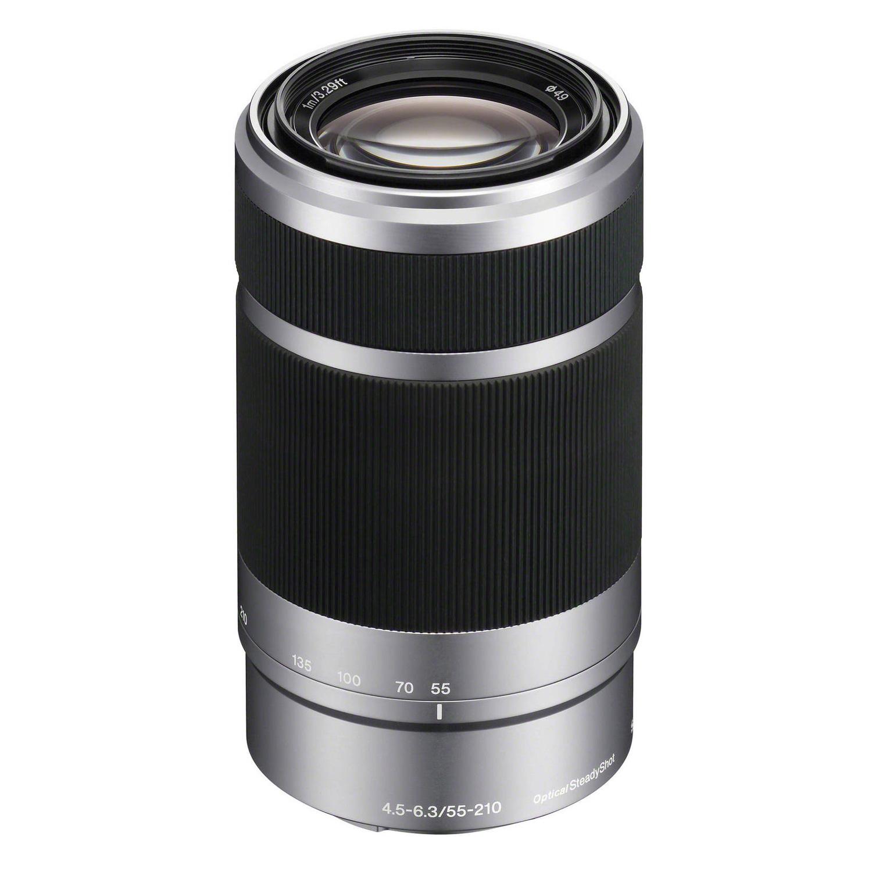 Lens Sony SEL 55-210mm F4.5-6.3 OSS (Chính Hãng) - 2142085201397,62_268611,6990000,tiki.vn,Lens-Sony-SEL-55-210mm-F4.5-6.3-OSS-Chinh-Hang-62_268611,Lens Sony SEL 55-210mm F4.5-6.3 OSS (Chính Hãng)