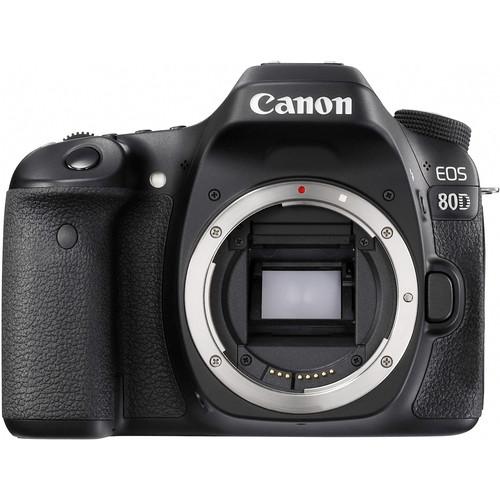 Máy Ảnh Canon EOS 80D BODY - Hàng Nhập Khẩu