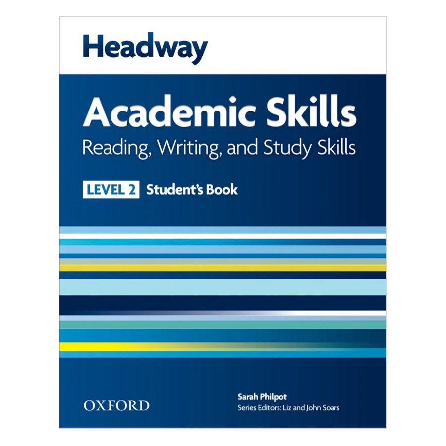 Reading, Writing And Study Skills Student Book With Oxford Online Skills Level 2