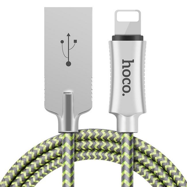 Cáp Hoco U10 Cho iPhone - Hàng Nhập Khẩu
