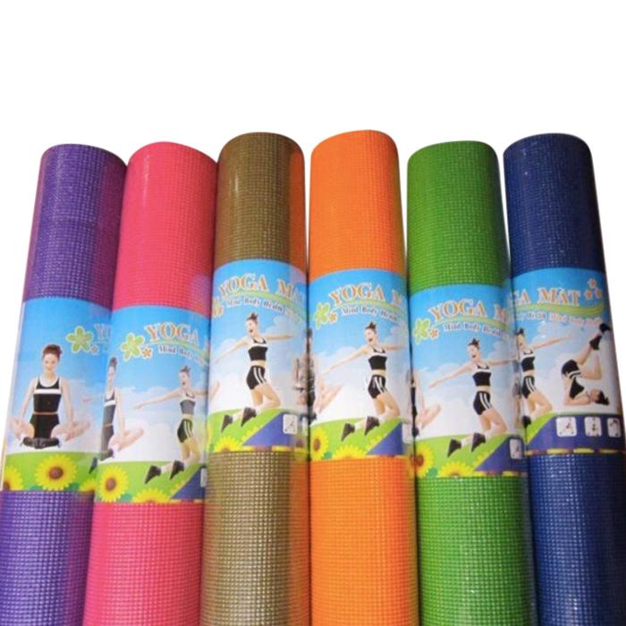 Thảm Yoga 4mm ProMat - Giao Màu Ngẫu Nhiên