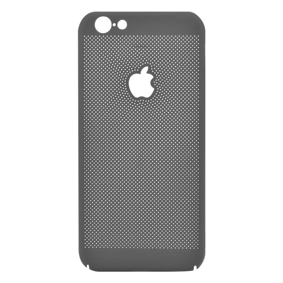 Ốp Lưng Lưới Tản Nhiệt Cho iPhone 6 Plus / 6s Plus TH-688-94 (Đen Nhám)