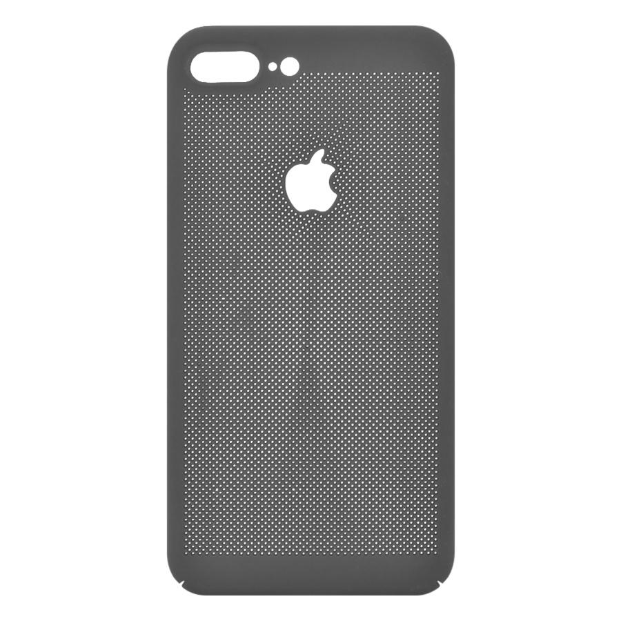 Ốp Lưng Lưới Tản Nhiệt Cho iPhone 7 Plus TH-688-95 (Đen Nhám)