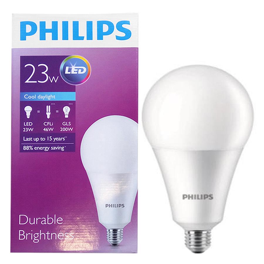 Bóng Đèn Philips Ledbulb Highlumen 23W-200W E27 6500K 230V A110 - 870870 , 4015680383530 , 62_705459 , 500000 , Bong-Den-Philips-Ledbulb-Highlumen-23W-200W-E27-6500K-230V-A110-62_705459 , tiki.vn , Bóng Đèn Philips Ledbulb Highlumen 23W-200W E27 6500K 230V A110