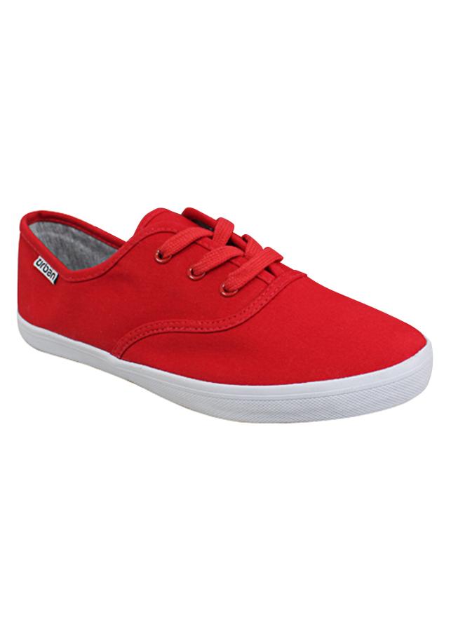 Giày Casual Nữ UrbanFootprint DA UL1708 - Đỏ