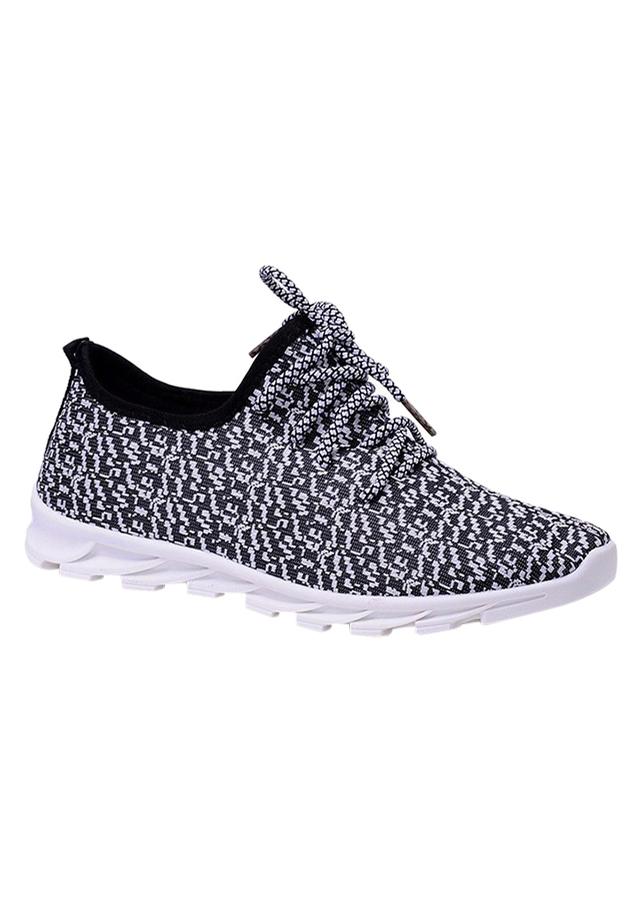 Giày Sneaker Nữ Passo GTK025 - Xám