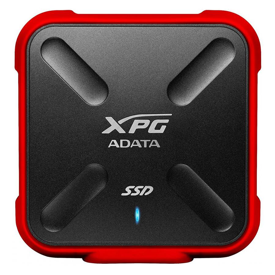 Ổ Cứng Di Động SSD ADATA SD700X 256GB USB 3.1 - Hàng Chính Hãng