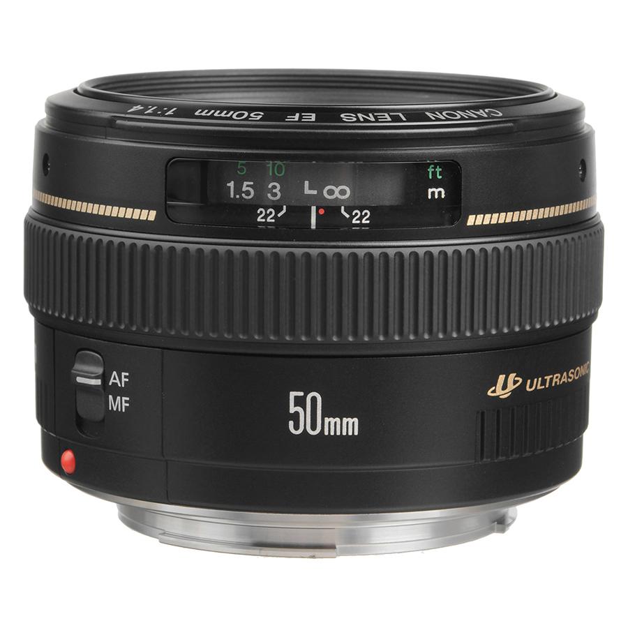 Lens Canon 50mm f/1.4 USM EF - Hàng Nhập Khẩu - 9428264 , 5570237162185 , 62_15539757 , 6700000 , Lens-Canon-50mm-f-1.4-USM-EF-Hang-Nhap-Khau-62_15539757 , tiki.vn , Lens Canon 50mm f/1.4 USM EF - Hàng Nhập Khẩu